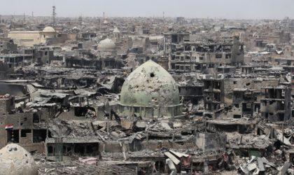 Irak: près de 700000 Irakiens de Mossoul toujours sans foyer