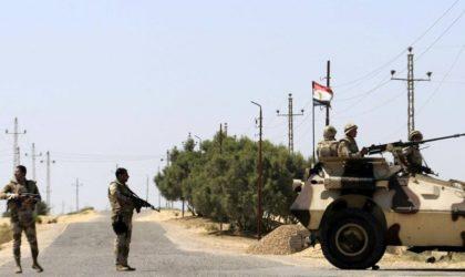 Egypte: plus de 50 policiers tués dans des affrontements avec des terroristes