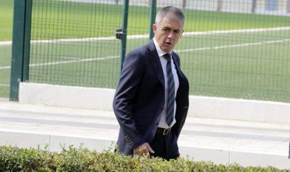 Après trois défaites consécutives des Verts : l'ère Alcaraz prend fin