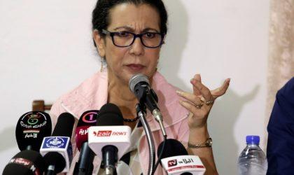 Louisa Hanoune: «Nous sommes contre la destitution du président Bouteflika»