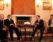 Le président Bouteflika reçoit le Premier ministre russe Medvedev