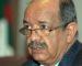 Messahel reçu par le président tchadien Idris deby
