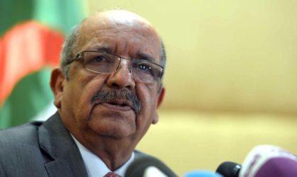 Une source autorisée : «L'Algérie ne répondra pas à la provocation de Rabat»