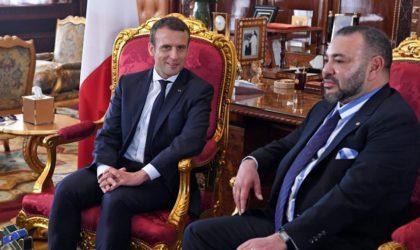 Macron et Mohammed VI complotent pour torpiller le Sommet UA-UE