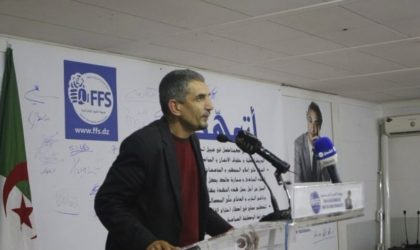 Le FFS commémore le 1er Novembre en pleine campagne électorale