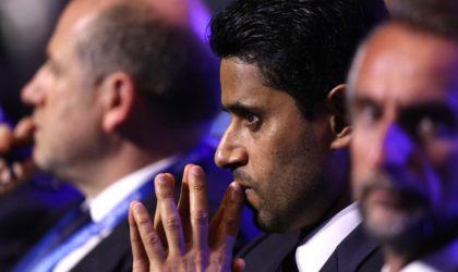 Corruption: le Qatari Nasser Al-Khelaïfi interrogé par la justice en Suisse