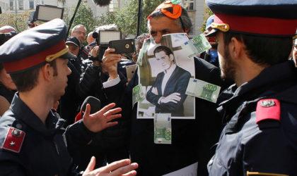 Un sit-in de Nekkaz à Vienne ignoré: l'agitateur a-t-il perdu sa «bataille»?