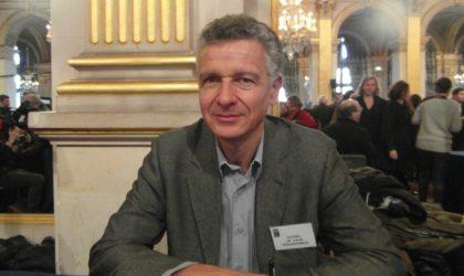 Olivier Le Cour Grandmaison revient sur son refus de participer au Sila