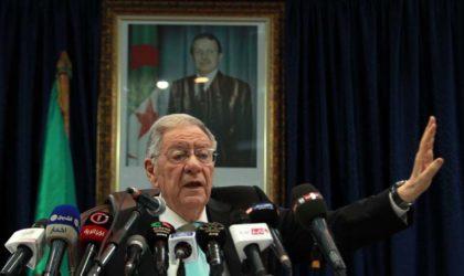 Ould-Abbès : «Le FLN mène une guerre totale contre l'argent sale»