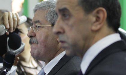 Ouyahia à Bel-Abbès: «Les entrepreneurs conduiront le train du développement»