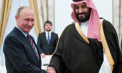 Moscou et Riyad se mettent d'accord pour renforcer leur coopération