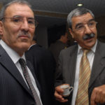 Nordine Aït Hamouda et Saïd Sadi. New Press