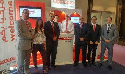 Ooredoo présente ses innovations aux professionnels de la santé