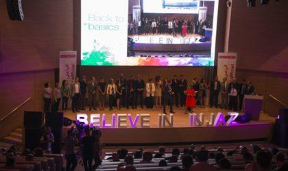 Ooredoo sponsor exclusif de la cérémonie de remise des prix d'Injaz El-Djazaïr