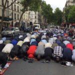Prière islamo-gauchistes