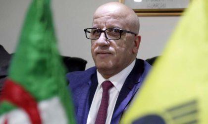 Rachid Nadil nommé PDG de Naftal