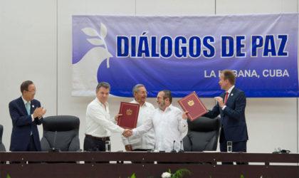 Colombie : les Farc se mettent à la politique