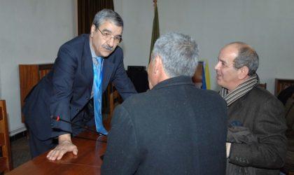 Boukrouh: «Sadi a été un pion du système du premier au dernier jour»