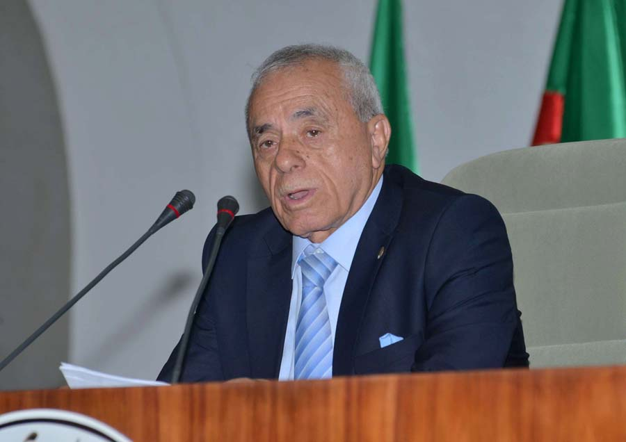 Saïd Bouhadja financement