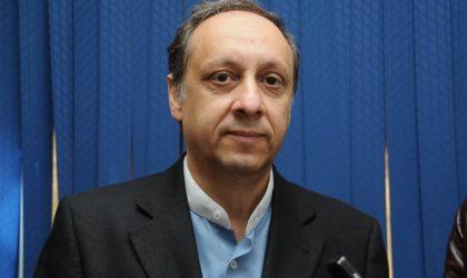 Soufiane Djilali condamnel'arrestation de médecins résidents à Ben Aknoun