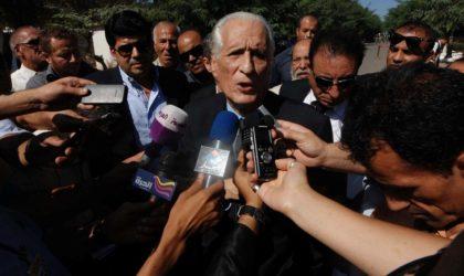 Taleb, Benyellès et Abdennour appellent l'ANP à se démarquer de Bouteflika