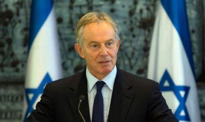 Tony Blair: «J'ai commis l'irréparable en cédant aux pressions d'Israël»