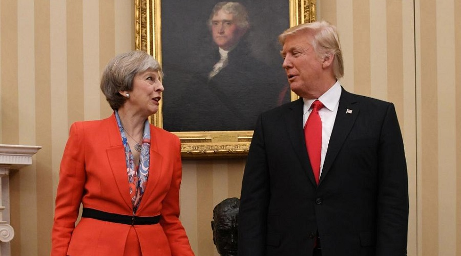 Trump Royaume-Uni
