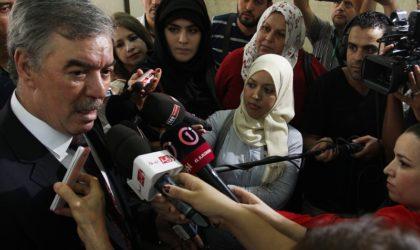 Hadjar s'entretient à Bruxelles avec le Commissaire européen à la recherche