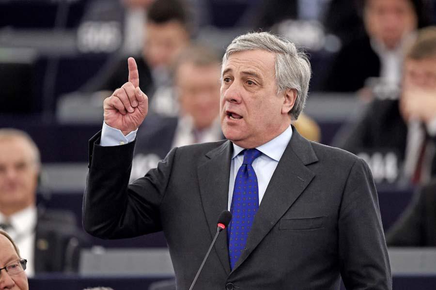Europe Tajani