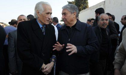 Taleb, Ali-Yahia et Benyelles préparent de nouvelles actions contre Bouteflika