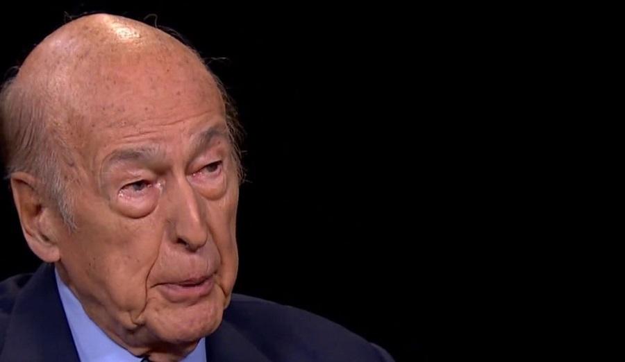Giscard d'Estaing Sahara Occidental