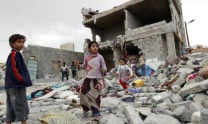 Yémen : 11 millions d'enfants ont besoin d'aide humanitaire