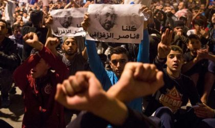 Immense rassemblement à Rabat pour la libération des détenus du Hirak