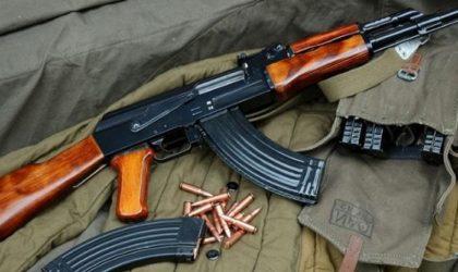 Des armes de fabrication américaine retrouvées dans un entrepôt de Daech en Syrie