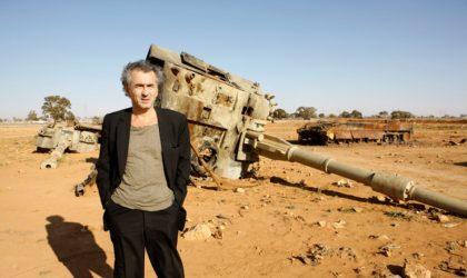 Le cadeau du sioniste Bernard-Henri Lévy aux Libyens