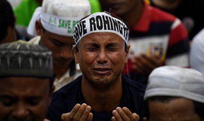 Drame des Rohingyas : Amnesty accuse le Myanmar de crimes contre l'humanité