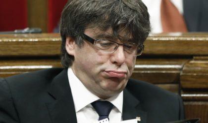 Référendum pour l'indépendance de la Catalogne : c'était du bluff !