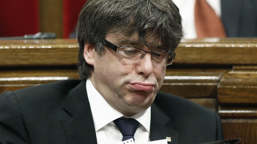 Carles Puigdemont référendum