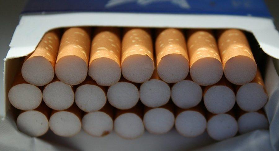 Groupes terroristes cigarettes de contrebande