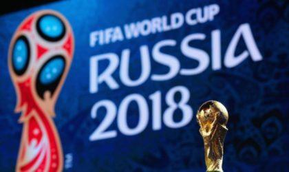 Mondial-2018: Cameroun-Algérie le 7 octobre