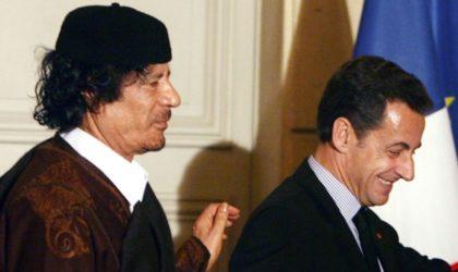 Saïf Al-Islam Kadhafi réclame à Sarkozy le remboursement des fonds de sa campagne