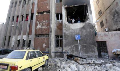 Damas : une personne tuée et six autres blessées dans trois attaques terroristes