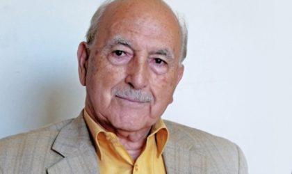 Interview de Messaoud Djennas