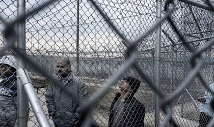 Une prison spécialement pour les clandestins algériens en Italie