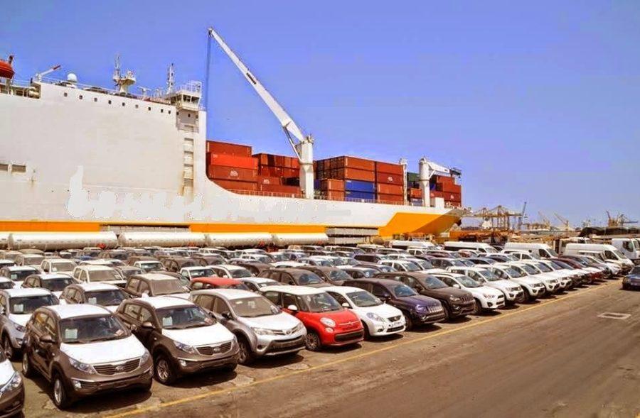 importation de véhicules