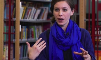 Salon du livre d'Alger : Kaouther Adimi présente Nos richesses