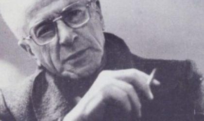 Mouloud Mammeri : un stand du Sila 2017 consacré au centenaire de la naissance de l'écrivain