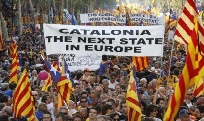 L'Algérie s'oppose à la proclamation de l'indépendance de la Catalogne