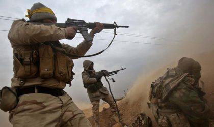 Daech abandonne ses positions en Irak et fuit vers la Syrie