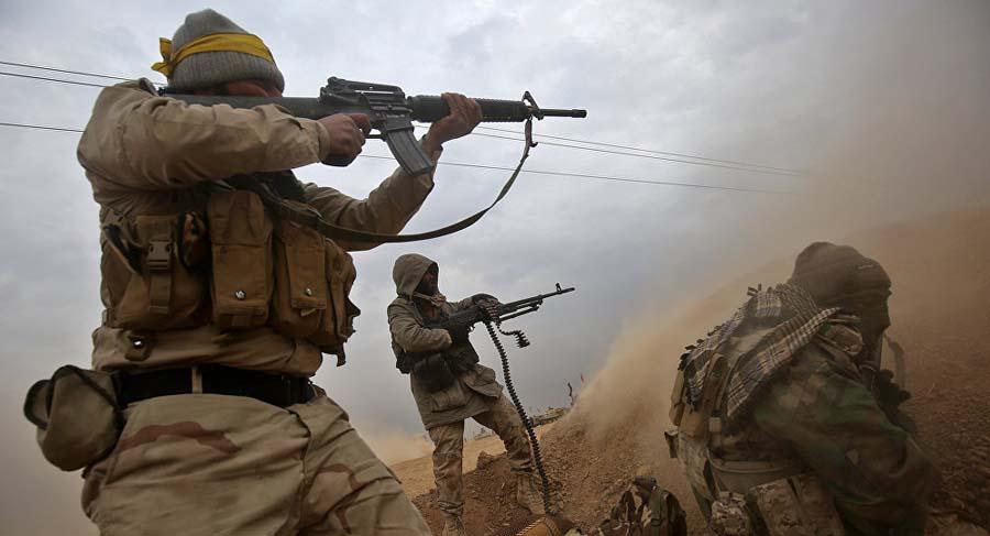 Syrie Irak